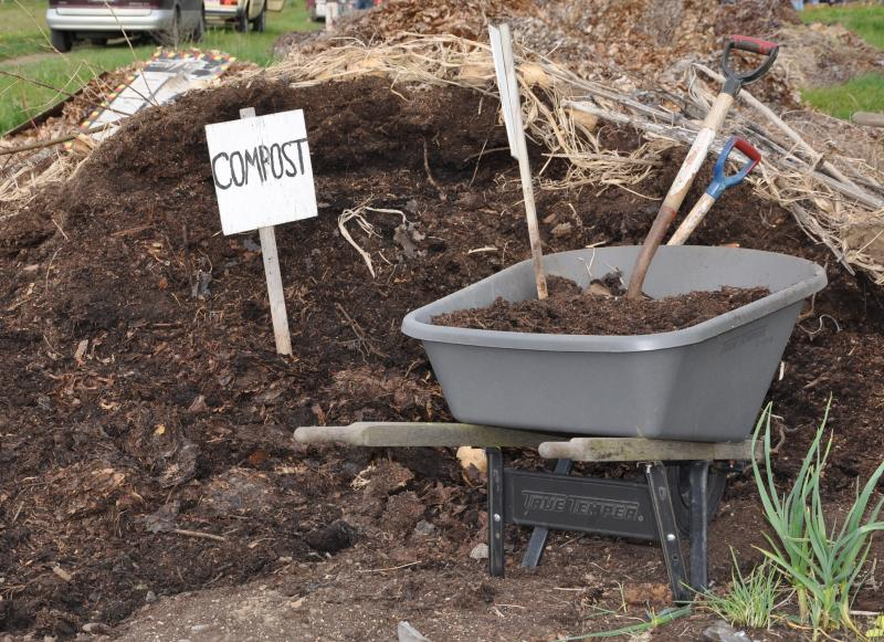 The Perfect Compost Recipe How To Get Your Compost Heap